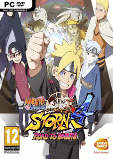 โหลด NARUTO SHIPPUDEN Ultimate Ninja STORM Road to Boruto เกม PC ภาคต่อ