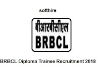 BRBCL Diploma Trainee Recruitment
