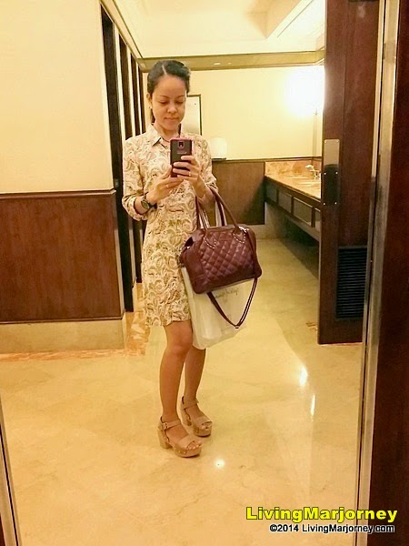 #OOTD Maldita Clothing, Shoes #SMShoeCity, Girbaud bag