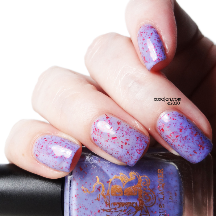 xoxoJen's swatch of Rogue Lacquer Girls Just Wanna Have Sun