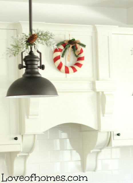 LOVE OF HOMES: Inspiring Christmas Wreaths...