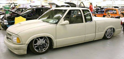 1997 Chevy S10 Pickup Car Modification