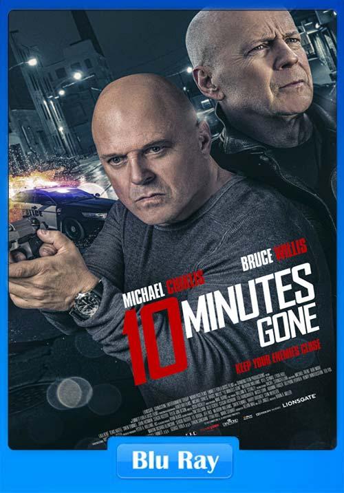 10 Minutes Gone 2019 720p BluRay x264 | 480p 300MB | 100MB HEVC