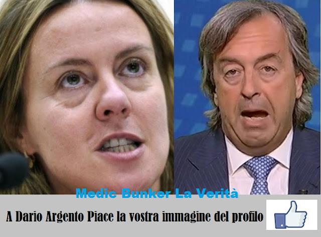 burioni-lorenzin-minaccia-morte-dario-argento