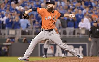 Understanding Fantasy Baseball - Dallas Keuchel