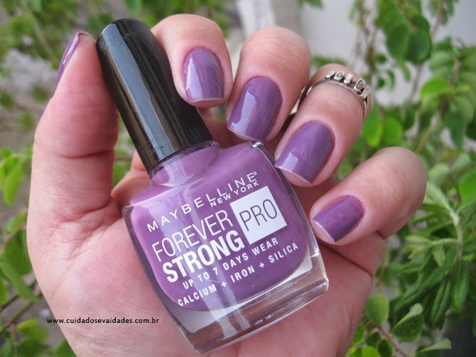 Mellow Mauve 220 Maybelline