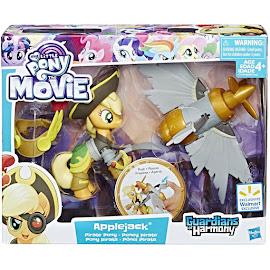 My Little Pony My Little Pony The Movie Good VS Evil Applejack Guardians of Harmony Figure