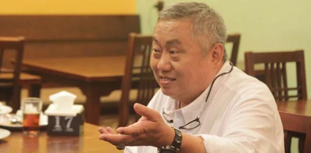Lieus Sungkharisma: Surat SBY, Gorengan Isu Murahan