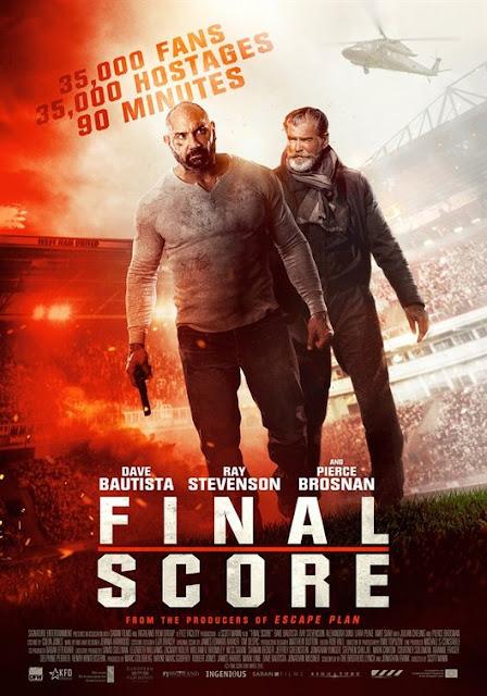 Final Score (2018) ταινιες online seires xrysoi greek subs
