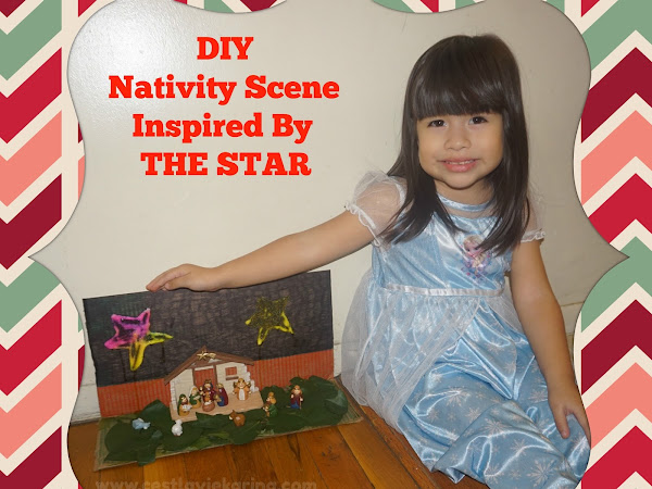 DIY Nativity Scene Inspired By The Star