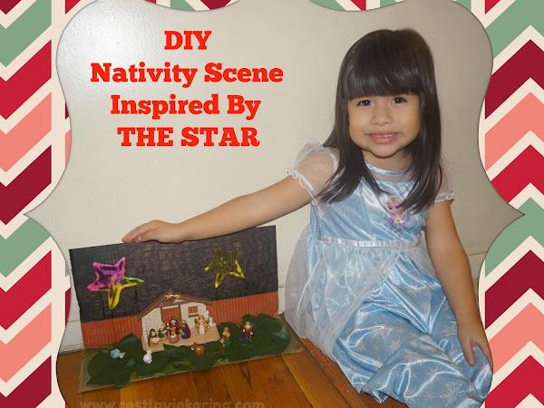 DIY Nativity Scene Inspired By The Star