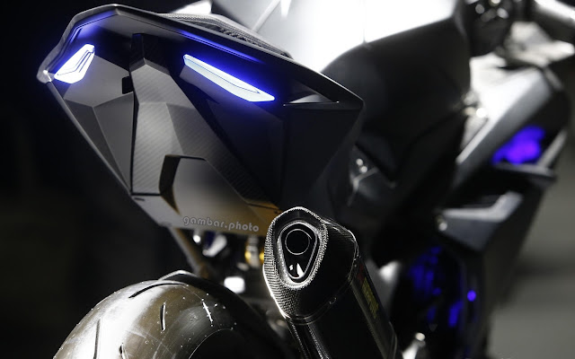 Honda CBR250RR LED stoplamp