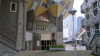 cubehouse rotterdam