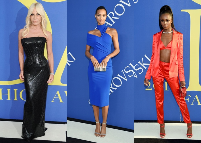 All the Best Looks From the 2018 CFDA Fashion Awards