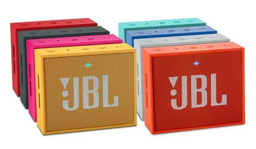 JBLGo está disponível em oito cores e promete transmissão de qualidade