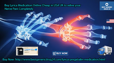 Buy Lyrica Online Cheap Generic Pregabalin Medication in UK USA Overnight
