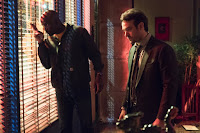 Charlie Cox and Mike Colter in The Defenders Series (1)