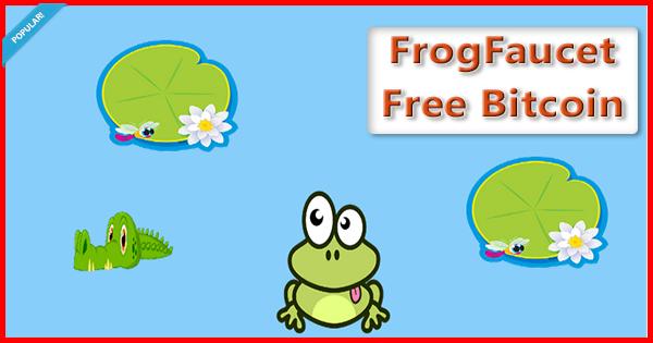 [Testar] Frog faucet  - 1 chance de ganhar 1.000.000 Satoshi a cada 10 minutos! Frog-Faucet-Faucet