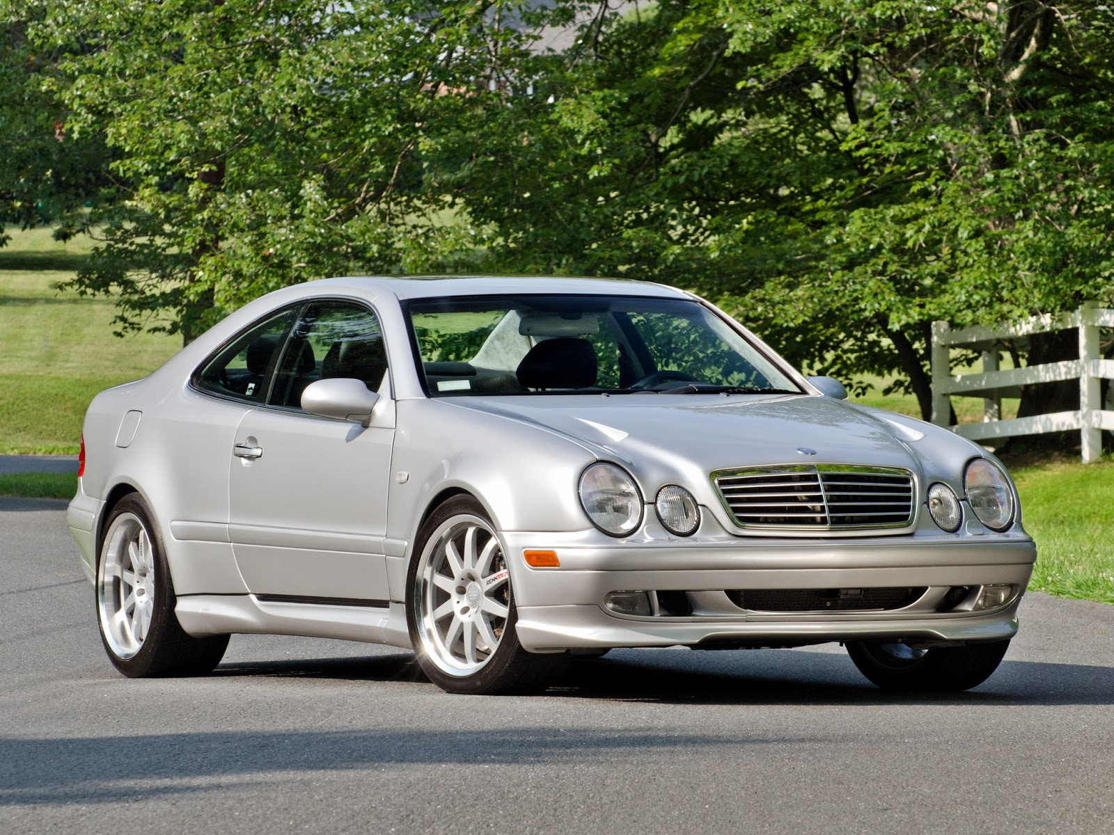 2002 mercedes benz w208 clk60 renntech benztuning. Black Bedroom Furniture Sets. Home Design Ideas