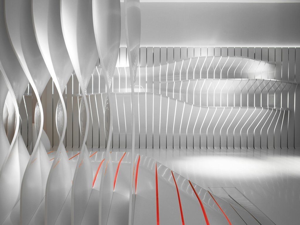 Light Architecture Corian Super Surfaces