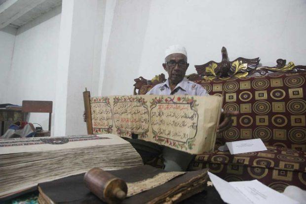 Ini Al-Qur'an Kuno Bukti Islam Masuk Papua Sejak 1224