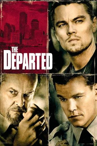 The Departed (2006) ταινιες online seires oipeirates greek subs