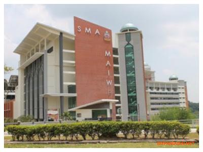 Permohonan Kemasukan Ke SMA MAIWP Sesi 2018 Online
