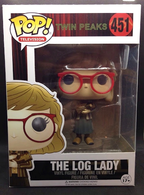 Funko Pop Twin Peaks 451 - The Log Lady | Zjadacz Filmów