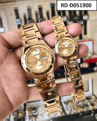 Đồng hồ đeo tay Rado Đ051900 quà tặng người yêu ý nghĩa và sâu lắng