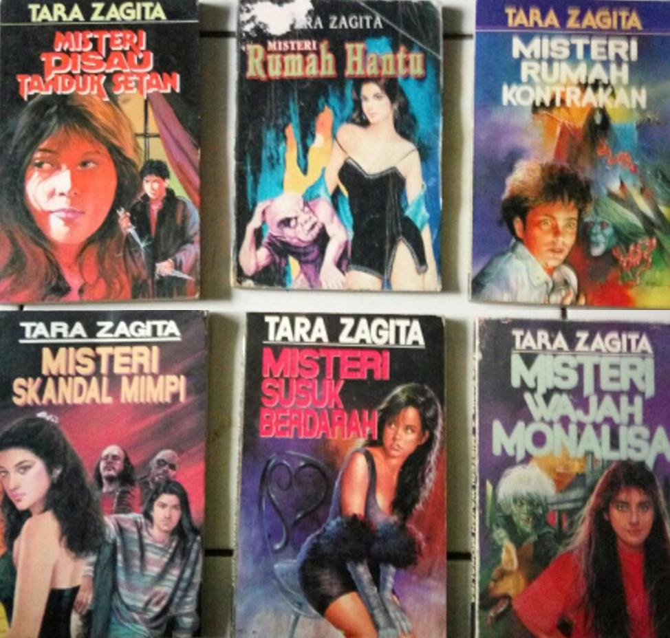Novel Tara Zagita Pdf