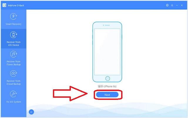 أفضل برنامج إسترجاع الملفات المحذوفة من هواتف الآيفون