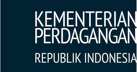 Logo kementerian perdagangan republik indonesia