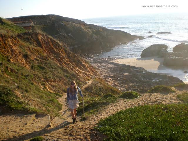 Praia da Ilha do Pessegueiro e Forte da Praia do Pessegueiro