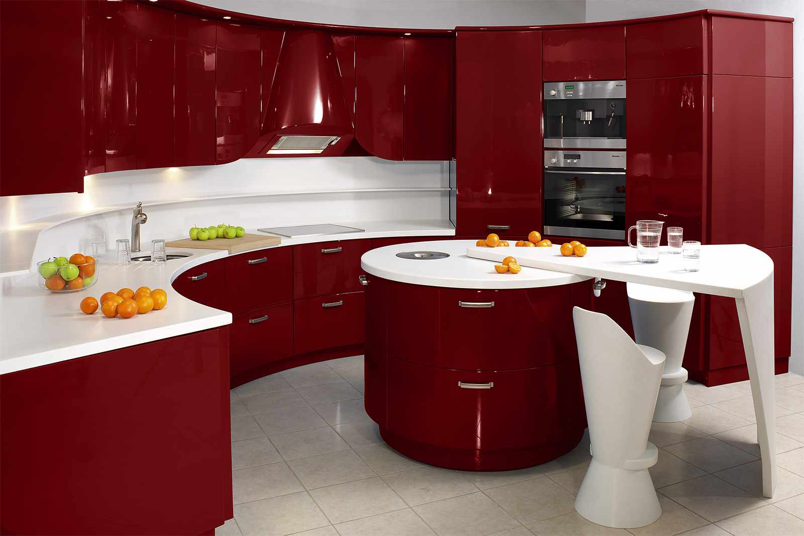 Smart Kitchen Design Small Space