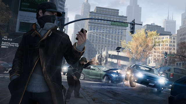 Watch Dogs Free For PC