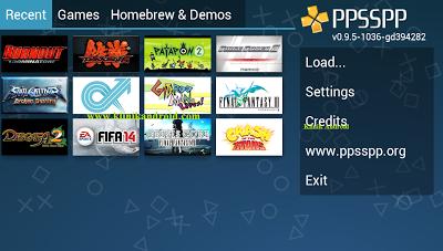Kumpulan Games PSP / PPSSPP ISO Android High Compress Terbaru dan Terlengkap 2015