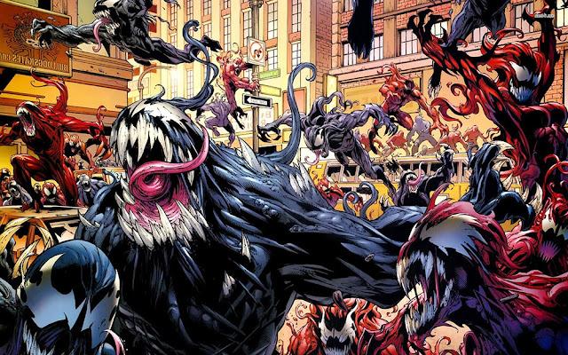 Macam-macam Symbiote dalam Komik Spider-Man – Bagian 2