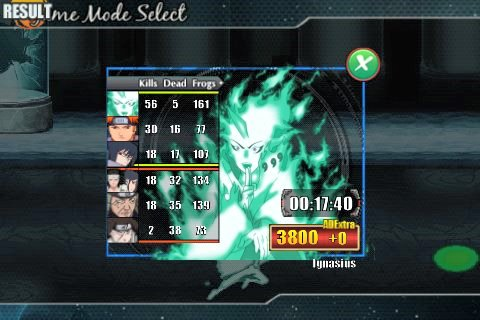 Download Game Naruto Senki MOD Liquidator Full Character Apk Android Terbaru