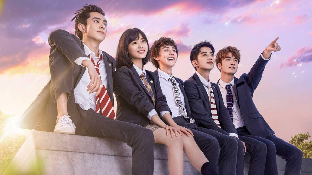 Download Drama China Meteor Garden Sub Indo Batch