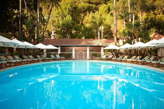 Hotel Bel-Air, Los Angeles, Amerika Serikat.