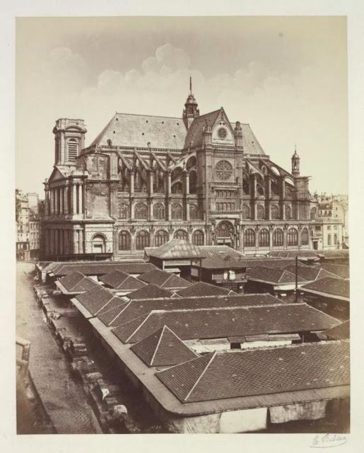 27 amazing vintage photographs captured paris from the for Photographie paris