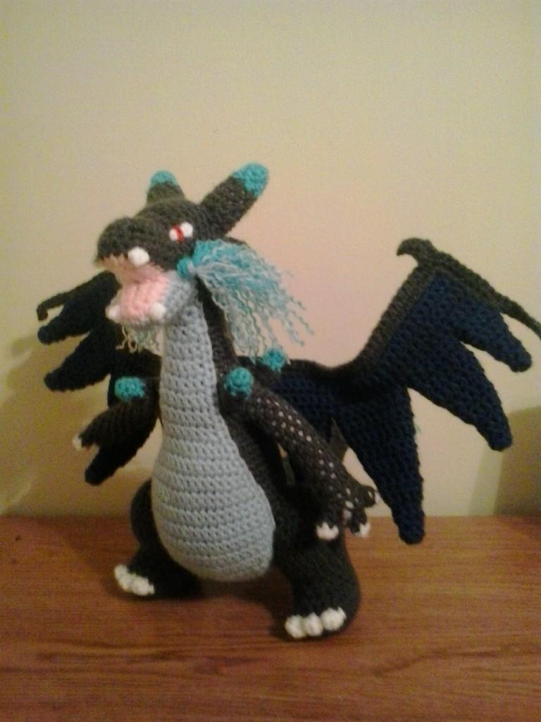 Mega Charizard – Free Crochet Pattern – Crochet Love | Pokemon crochet  pattern, Crochet toys patterns, Crochet dragon pattern | 1024x768