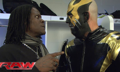 WWE Raw R-Truth Tag Team Smackdown Goldust