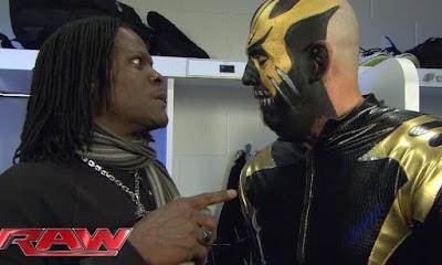WWE Raw R-Truth Tag Team Smackdown Goldust