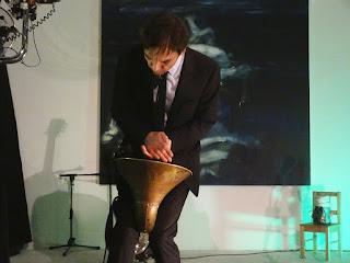11.03.2017 Düsseldorf - Atelier Padao: Thomas Truax
