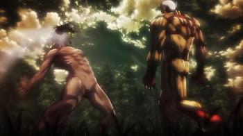 Reseña / Shingeki no Kyojin season 2