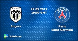 Ver Angers vs Paris Saint-Germain EN VIVO 27 de Mayo 2017 Final Copa de Francia