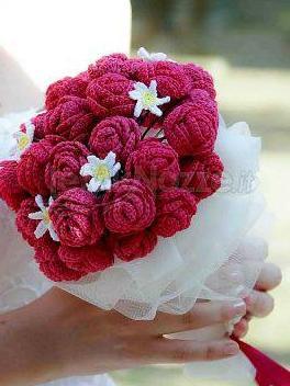 Bouquet Sposa Uncinetto.Le Chiacchere Di Simo Ricamo Maglia Uncinetto E Cucito