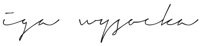 IGA WYSOCKA
