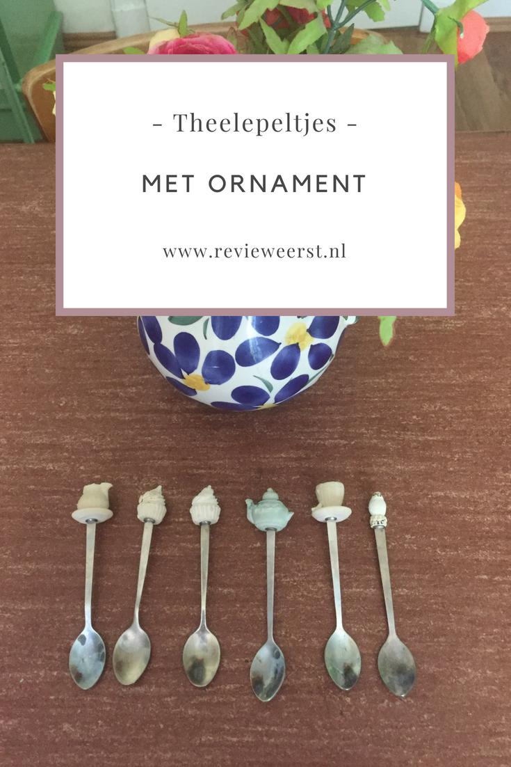 theelepeltjes met ornament